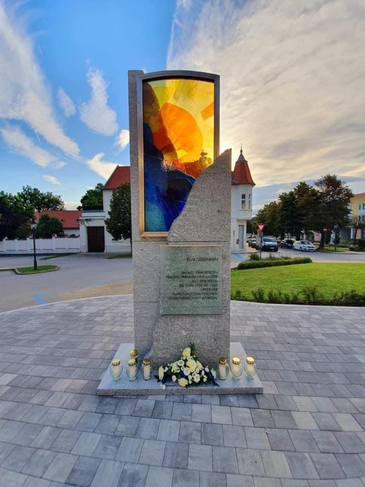 Denkmal Pinkafeld Naturstein Kalman